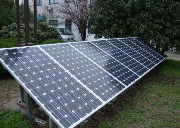 High Efficiency 280 W Mono Solar Panels 40 To 85 °C Work Temperature